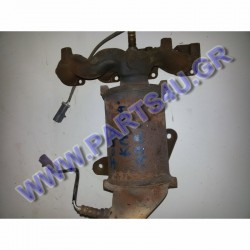 Exhaust Manifold Ford Ka