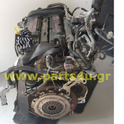 Used benzin engine  Opel Astra H